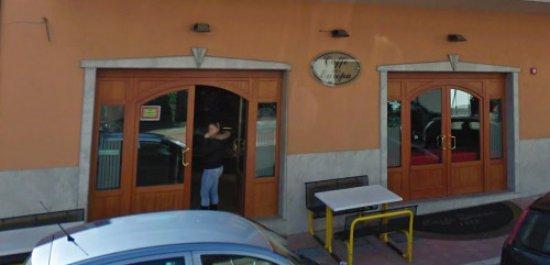 Saline Joniche, Włochy: entrata locale