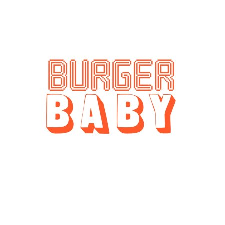 Love that neon font - Picture of Burger Baby, Margaret River