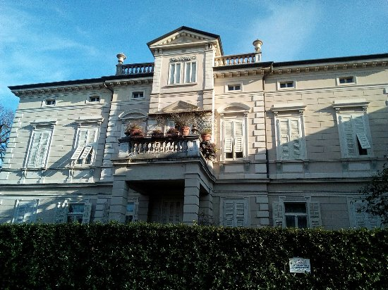 Gorizia, Italie : Corso Italia