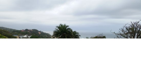 Glenmore Beach, Zuid-Afrika: View from deck