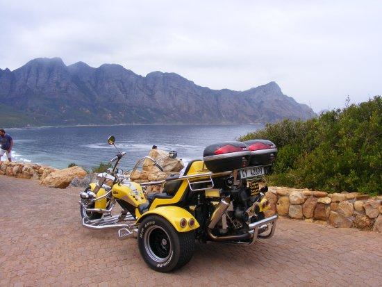 Centrala Kapstaden, Sydafrika: Clarence drive