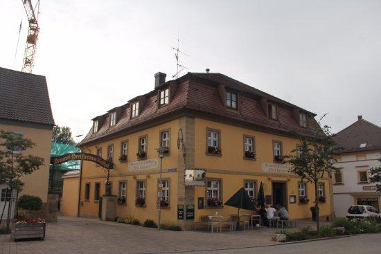Memmelsdorf, Allemagne : Aussenansicht
