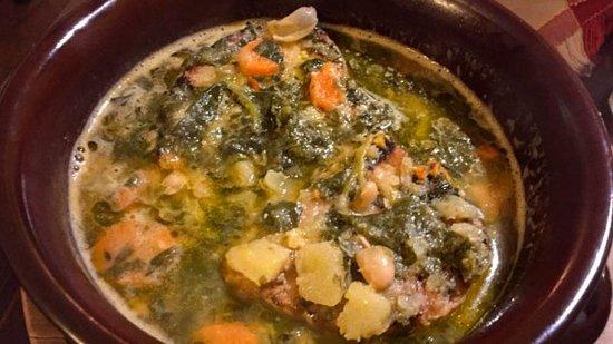 Castelmuzio, Ιταλία: zuppa