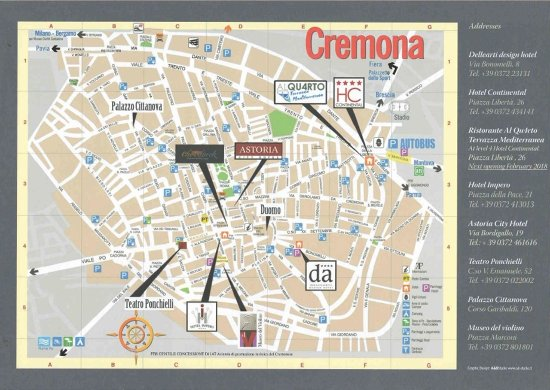 Delle Arti Design Hotel Cremona Italy Reviews Photos Price