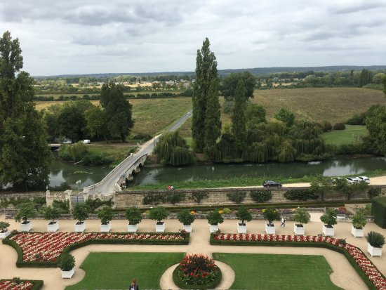 Rigny-Usse, Frankreich: The gardens at Cheateau D'Usse