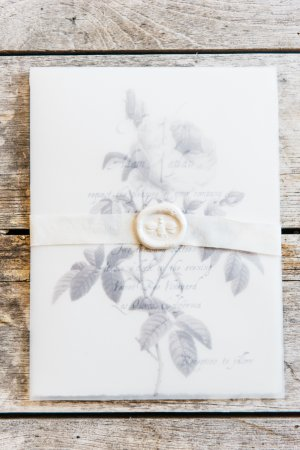 Custom Invitations And Wax Seals Picture Of Honey Paper