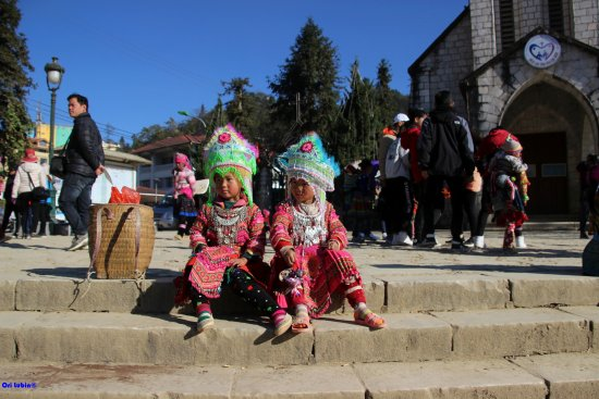 Holy Rosary Church Or the Stone Church: Tribes of the North Children