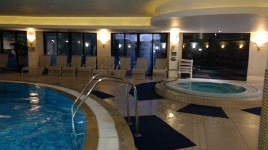 Excelsior Grand Hotel: Indoor pool