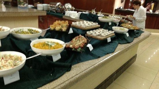 Excelsior Grand Hotel: Buffet Dinner