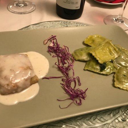 Montecalvo Versiggia, Italy: Anche oggi in questo ristorante siamo stati benissimo