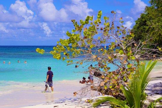 Saint Philip Parish, Antigua: Long Bay