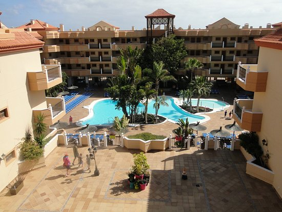 Elba Castillo San Jorge & Antigua Suite Hotel : chambres coté st jorges