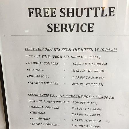The Brunei Hotel: photo0.jpg