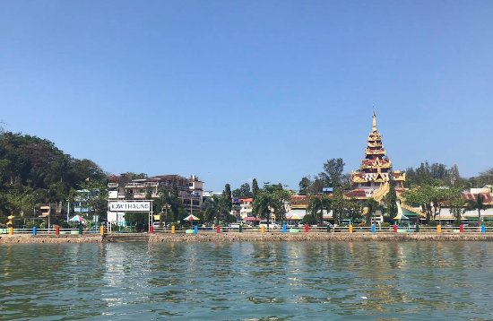 Kawthoung, Myanmar: Porto
