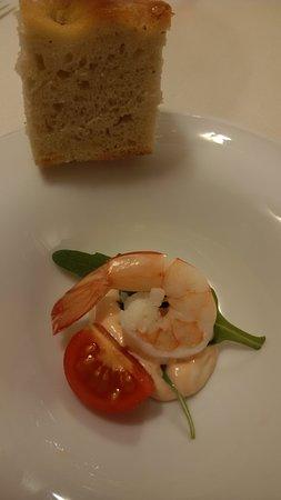 Gruß aus der Küche - Picture of Dinner Al Numero 24, Sarnico ...