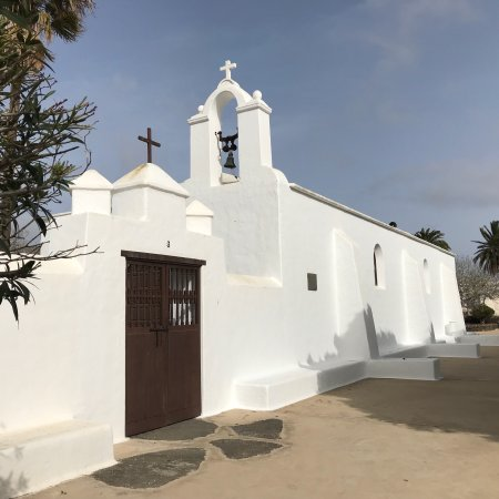 Lanzarote, İspanya: Iglesia de Santa Barbara