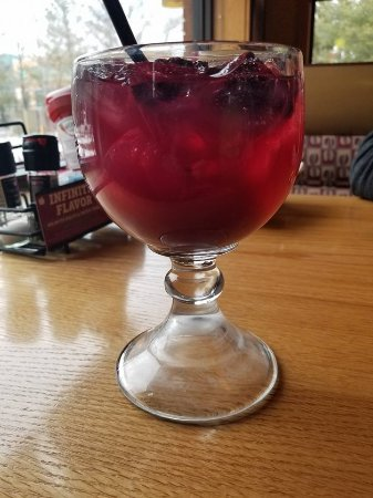 Waldorf, MD: Sangria, so tasty I ordered two.