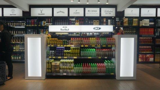 4f0de98237de3 Bebidas - Picture of Mega Shopping Importados
