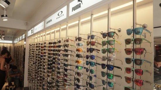 Óculos e relógios - Foto de Mega Shopping Importados, Ciudad Del ... 0f5e55e426