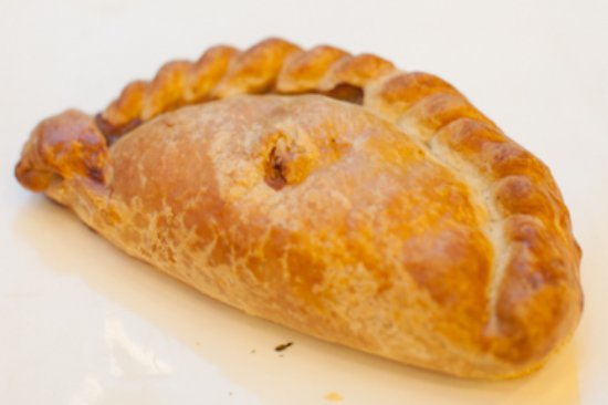 Butte, MT: This is what a proper Cornish pasty looks like