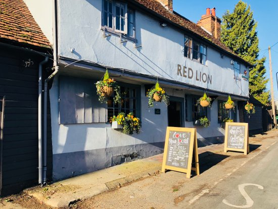 The Red Lion Slough 1 St Marys Rd Restaurant Reviews Phone Number Photos Tripadvisor