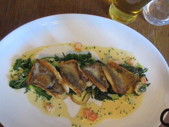 Sidlesham, UK : john dory fish