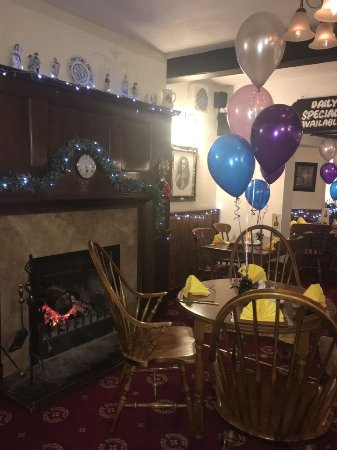 Mark, UK: The Packhorse Inn