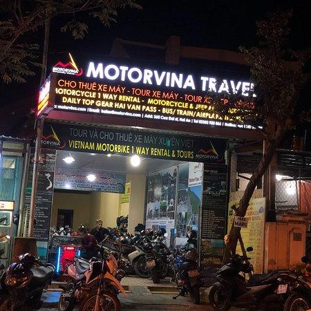 Phong Nha, Вьетнам: Motorvina