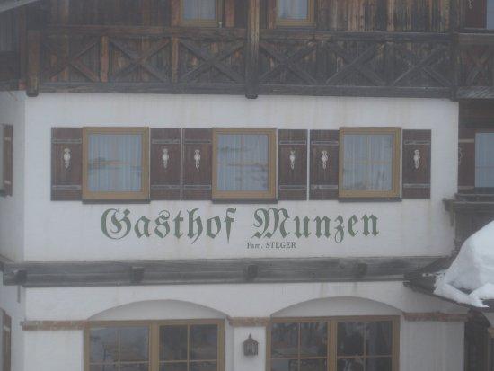Berggasthof Munzen Picture Of Berggasthof Munzen Flachau