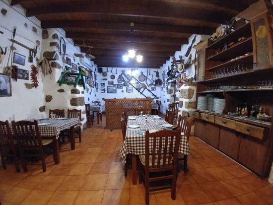 Villaverde, Spain: saletta interna