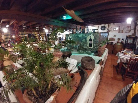 Villaverde, Spain: sala