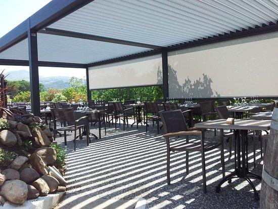 Restaurant du chene itxassou omd men om restauranger for Restaurant itxassou
