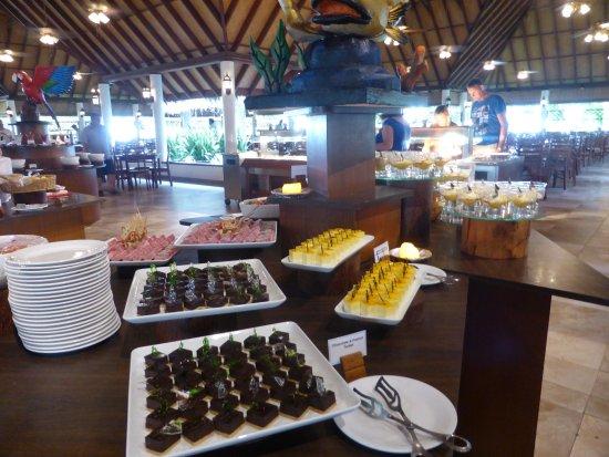 Fihalhohi Island: Dessertbuffet