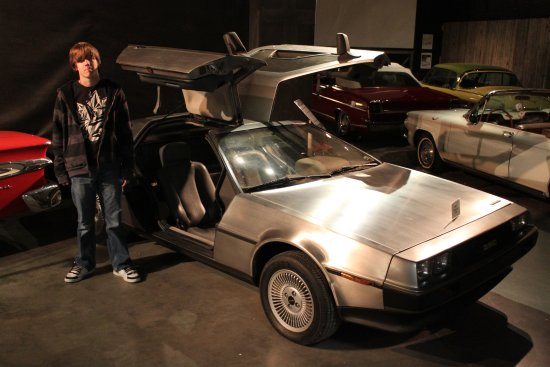 "Fulton, MO: Everybody has seen the DeLorean in ""Back to the Future"". Here is a chance to see a real one."