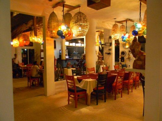 Resort Boutique El Fuerte: Ristorante