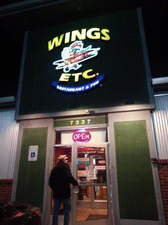 Wings Etc Portage 7337 S Westnedge Ave Restaurant