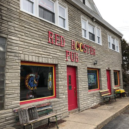 Skaneateles Falls, NY: Red Rooster Pub & Eatery