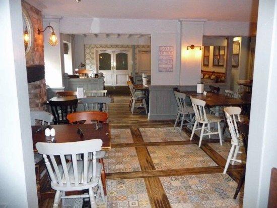 Lilleshall, UK: The Redhouse Inn