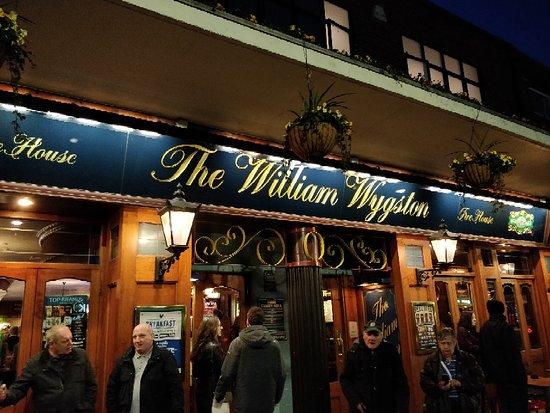 Wigston, UK: The William Wygston