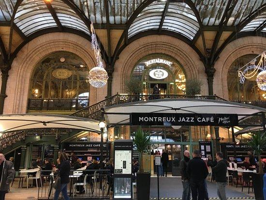 Montreux Jazz Cafe Paris Bercy Nation Restaurant