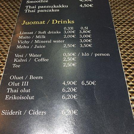 Roi thai restaurant rovaniemen ravintola arvostelut for Ar roi thai cuisine