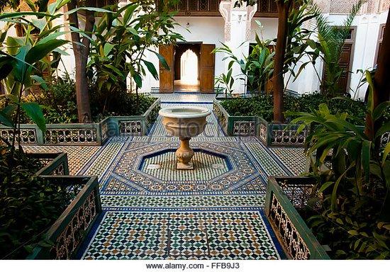 Grand Casablanca Region, Marokko: Bahia Palace Marrakech