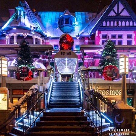 Best Restaurants Grande Allee Quebec City