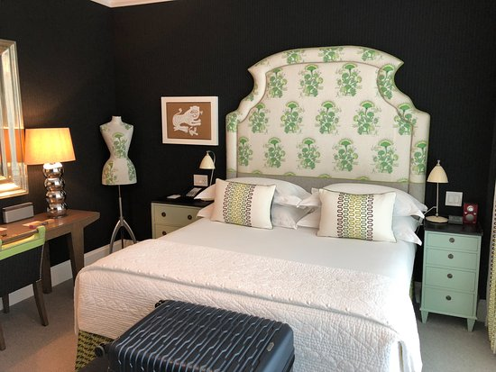 Crosby Street Hotel: Lovely Room Design