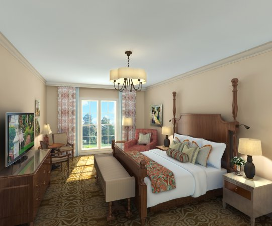 Guest Room in the Inn at Barnsley Resort (Opening in March 2018