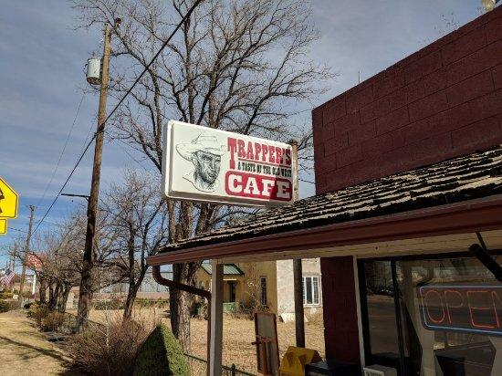 Taylor, AZ: Trapper's Cafe