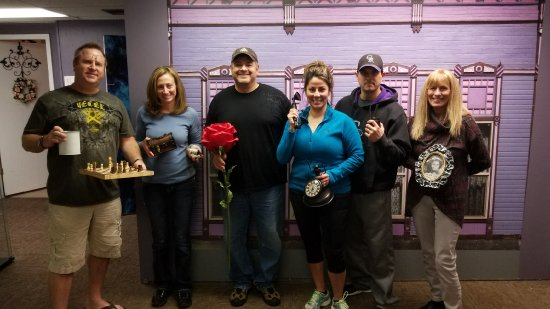"Parker, CO: It took SIX of us 59 Minutes to save ""Lucy""!!  :)"