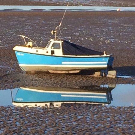 Meols, UK: Meols beach