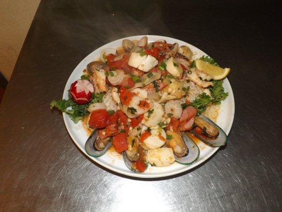 Middleboro, MA: Portugueese Fish Stew