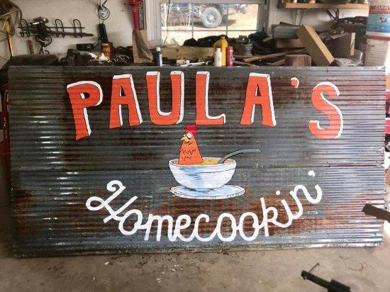 Lesterville, Missouri: Paula's Home Cooking